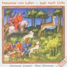 Hadamar von Laber - Jagd nach Liebe, CD