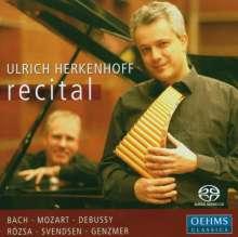 Musik für Panflöte & Klavier, SACD