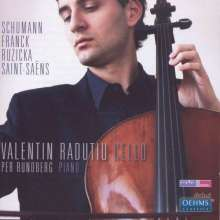 Valentin Radutiu,Cello, CD