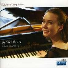 Susanne Lang - Petites Fleurs, CD