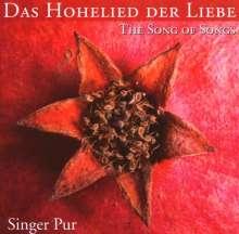 Singer Pur - Das Hohelied der Liebe, CD