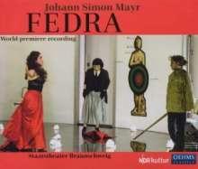 Johann Simon Mayr (1763-1845): Fedra, 2 CDs