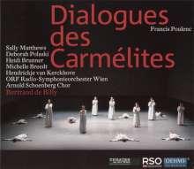 Francis Poulenc (1899-1963): Dialogues des Carmelites, 2 CDs