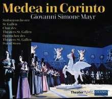 Johann Simon Mayr (1763-1845): Medea in Corinto, 2 CDs