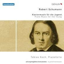 """Robert Schumann (1810-1856): Klavierwerke """"Klaviermusik für die Jugend"""", 2 CDs"""