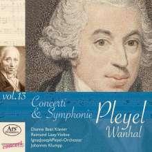 Ignaz Pleyel (1757-1831): Symphonie F-Dur (B.140), CD