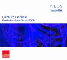 Salzburg Biennale - Festival for New Music 2009, 4 CDs