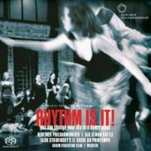 Simon Rattle - Rhythm Is It (Filmmusik), CD