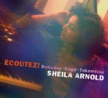 Sheila Arnold - Ecoutez!, CD