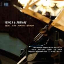 Wind & Strings, CD