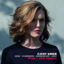 Cathy Krier - Piano 20th Century, CD