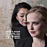 Viola Wilmsen & Kimiko Imani - Oboe & Piano, CD