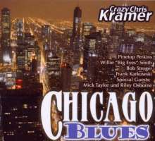 Chris Kramer: Chicago Blues, CD