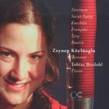 Musik für Fagott & Klavier, CD
