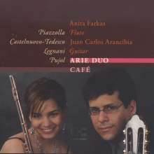 Arie Duo - Cafe, CD