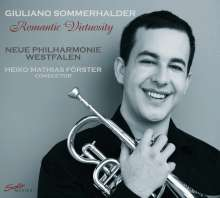 Giulano Sommerhalder - Romantic Virtuosity, CD