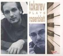 Alexander Rosenblatt (geb. 1956): Klavierwerke, CD