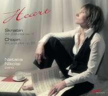 Natalia Nikolai - Heart, CD