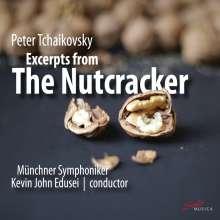 Peter Iljitsch Tschaikowsky (1840-1893): Der Nußknacker op.71 (Ausz.), 2 CDs