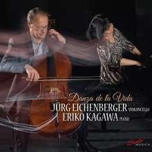 Jürg Eichenberger - Danza de la Vita, CD