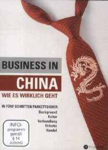 Business in China - wie es wirklich geht, DVD