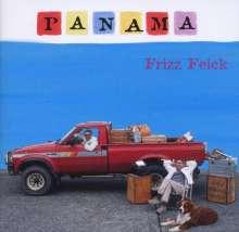 Frizz Feick: Panama, CD