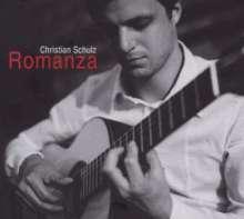 Christian Schulz - Romanza, CD