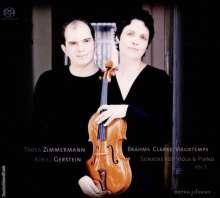 Tabea Zimmermann & Kirill Gerstein Vol.1, SACD