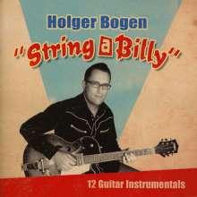 Holger Bogen: String-a-Billy, CD