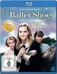 Ballet Shoes (Blu-ray), Blu-ray Disc