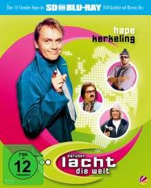Darüber lacht die Welt (SD on Blu-ray), Blu-ray Disc