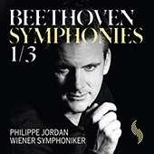 Ludwig van Beethoven (1770-1827): Symphonien Nr.1 & 3, CD