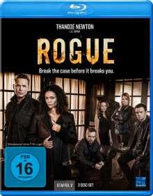 Rogue Season 2 (Blu-ray), 3 Blu-ray Discs