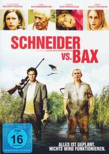 Schneider vs. Bax, DVD