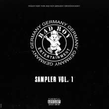 Bad Boy Germany Entertainment Sampler Vol.1, CD