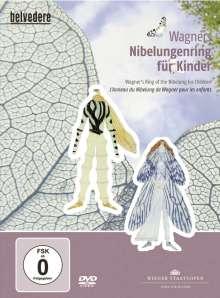 Wagners Nibelungenring für Kinder, DVD