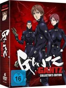 Gantz (Gesamtausgabe), 6 DVDs