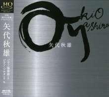 Akio Yashiro (1929-1976): Klavierkonzert, CD