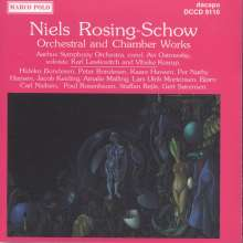 Niels Rosing-Schow (geb. 1954): Chamber Concerto, CD