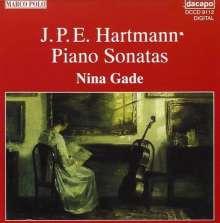 Johan Peter Emilius Hartmann (1805-1900): Klaviersonaten, CD