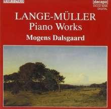 Peter Erasmus Lange-Müller (1850-1926): Klavierwerke, CD