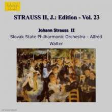Johann Strauss II (1825-1899): Johann Strauss Edition Vol.23, CD