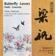 Takako Nishizaki spielt chin.Violinmusik, CD