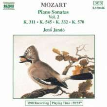 Wolfgang Amadeus Mozart (1756-1791): Klaviersonaten Nr.9,12,16,18, CD
