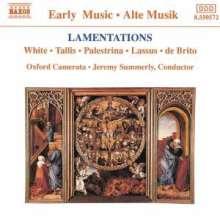 Oxford Camerata - Lamentations, CD