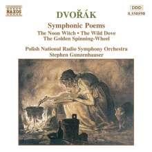 Antonin Dvorak (1841-1904): Symphonische Dichtungen, CD
