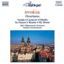 Antonin Dvorak (1841-1904): Ouvertüren, CD