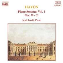 Joseph Haydn (1732-1809): Klaviersonaten H.16 Nr.49-52, CD