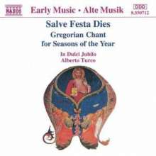 Greg.Choräle zu den Festen d.Kirchenjahres, CD