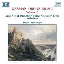 Deutsche Orgelmusik Vol.2, CD